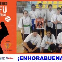 Resultados 3º Campeonato Ibérico de Kung-Fu Tradicional y Moderno